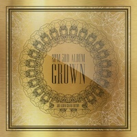 2PM 3rd Album Grown_Grand Edition