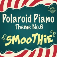 PolaroidPiano Theme No.6 - Smoothie