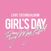 Girl's Day Love Second Album