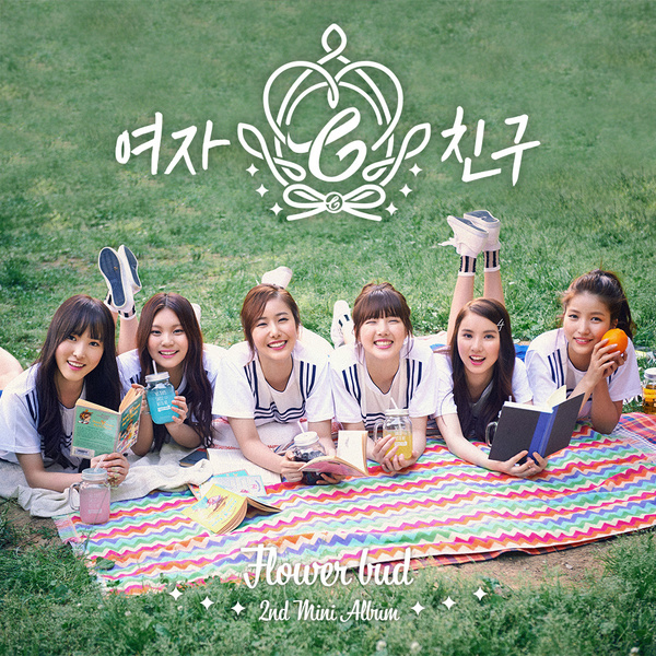 여자친구 2nd Mini Album 'Flower Bud'
