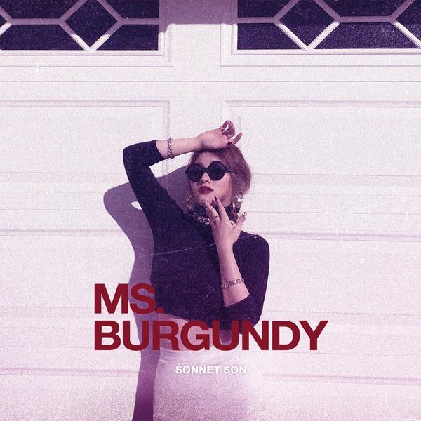 MS.BURGUNDY (미스 버건디)