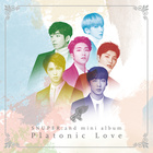 SNUPER 2nd Mini Album Platonic Love