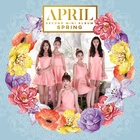 에이프릴(APRIL) 2nd Mini Album 'Spring'