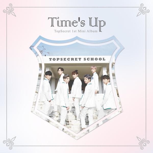 일급비밀 1st Mini Album (Time's Up)