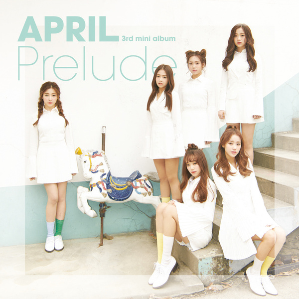 에이프릴(APRIL) 3rd Mini Album 'Prelude'