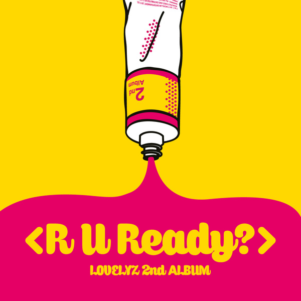 Lovelyz 2nd Album 'R U Ready?'