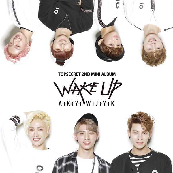 일급비밀 2nd Mini Album (WAKE UP)