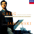 Grieg : Piano Sonata ; Holberg Suite ; Lyric Pieces