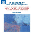 [In The Moment - Short Pieces For String Quartet (그 순간 - 현악 4중주를 위한 짧은 소품)]
