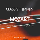 Mozart : String Quartet No.8 In F Major, K.168_I.Allegro
