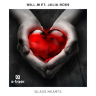 Glass Hearts (Radio Edit) (Feat. Julia Rose)