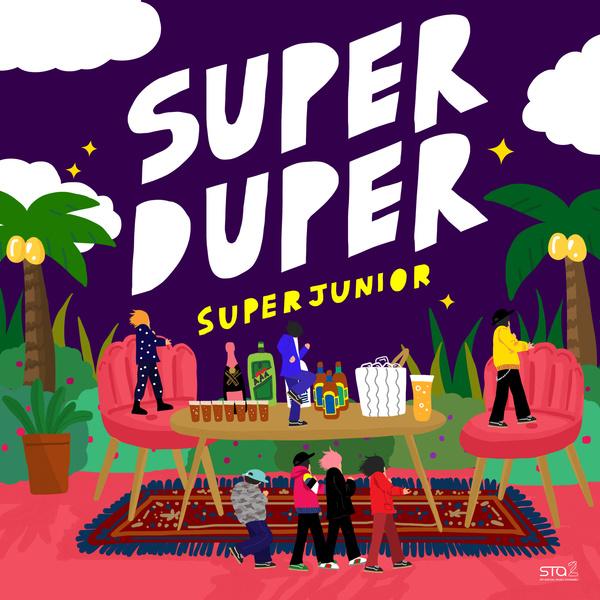 Super Duper - SM STATION