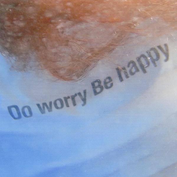 Do worry Be happy