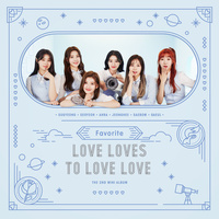 The 2nd MINI ALBUM 'Love Loves To Love Love'
