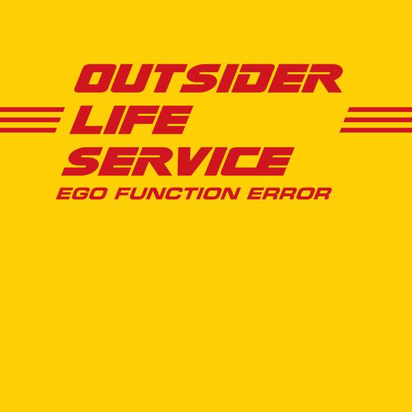Outsider / 에고펑션에러 (Ego Function Error) - genie