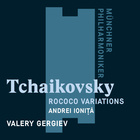 Tchaikovsky : Variations On A Rococo Theme, Op. 33 : Introduction - Thema