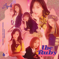 에이프릴(APRIL) 6th Mini Album 'the Ruby'