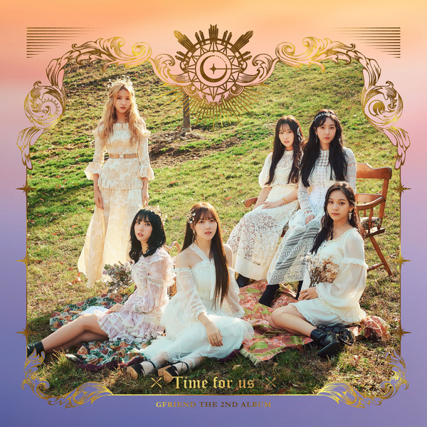 여자친구 The 2nd Album 'Time for us'