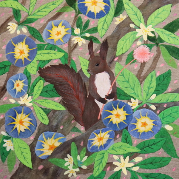 이국의 꽃