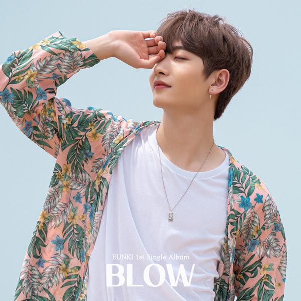 EUNKI 1st Single Album (BLOW)