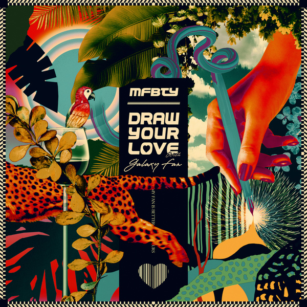 Draw Your Love (with Galaxy Fan)
