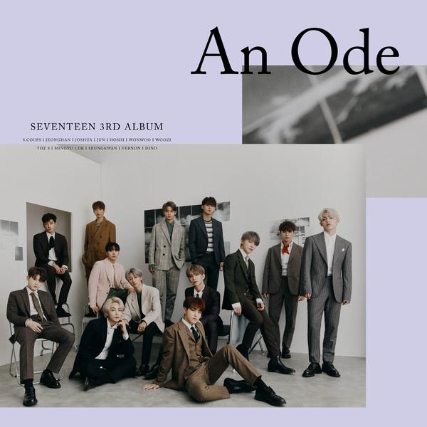 SEVENTEEN 3RD ALBUM 'An Ode'