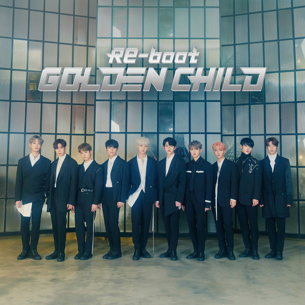 Golden Child 1st Album 'Re-boot'