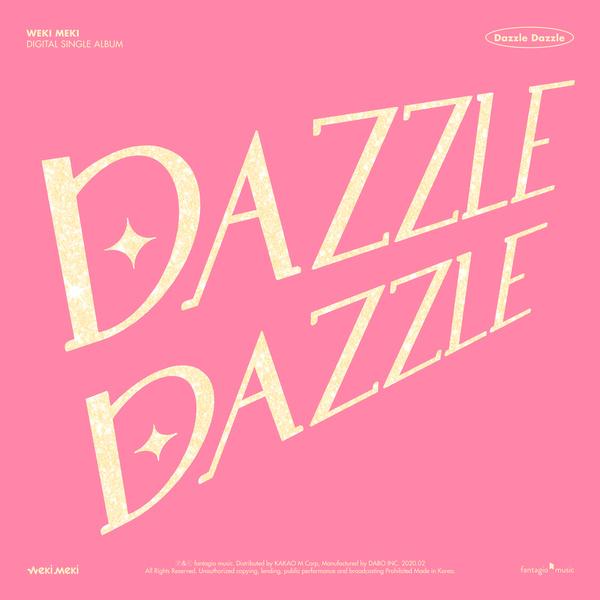 위키미키(Weki Meki) Digital Single [DAZZLE DAZZLE]