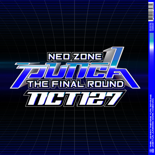 NCT #127 Neo Zone The Final Round - The 2nd Album Repackage