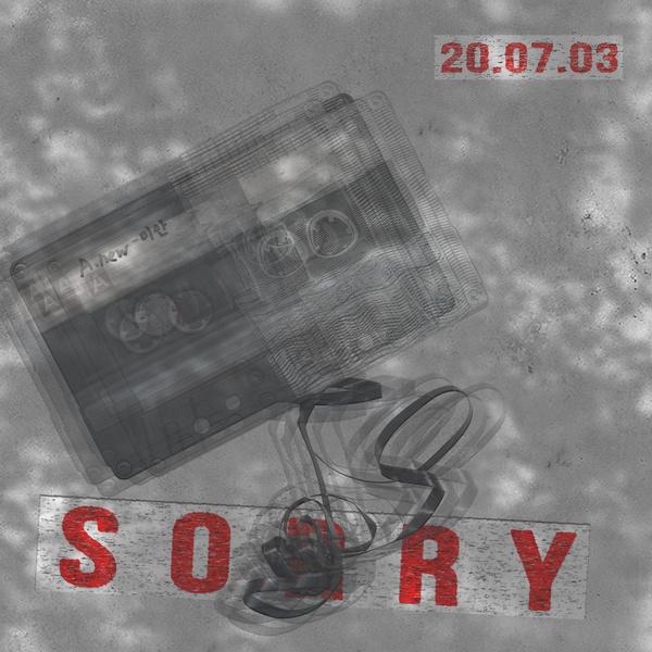 미안 (Sorry)