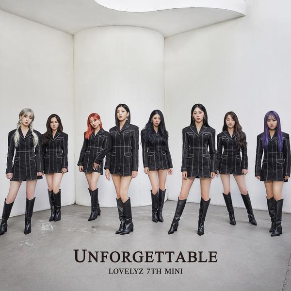 러블리즈 7th Mini Album [Unforgettable]