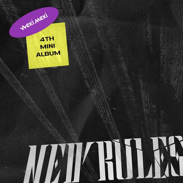 위키미키(Weki Meki) 미니 4 [NEW RULES]