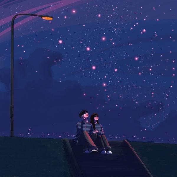 나의 우주였던 너에게