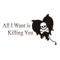 All I want is killing you