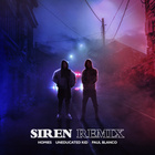 사이렌 Remix (Feat. UNEDUCATED KID & Paul Blanco)
