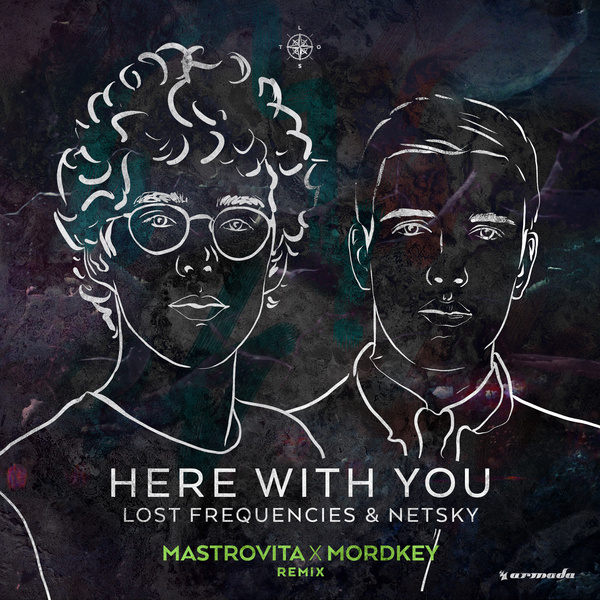 Here With You (Matrovita X Mordkey Remix)