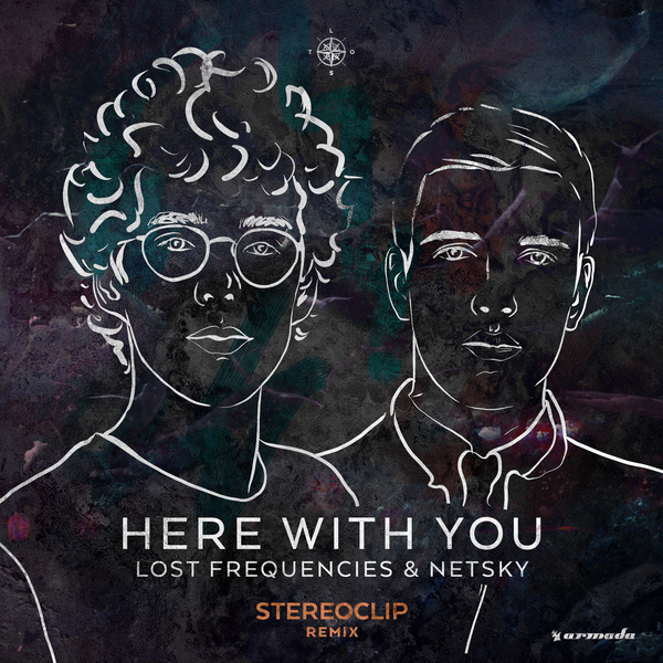 Here With You (Stereoclip Remix)