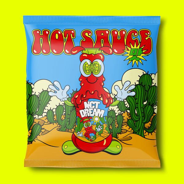 맛 (Hot Sauce) - The 1st Album