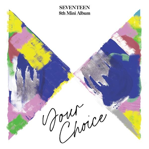 SEVENTEEN 8th Mini Album 'Your Choice'