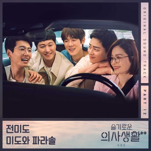 슬기로운 의사생활 시즌2 OST Part 12 (tvN 목요드라마)
