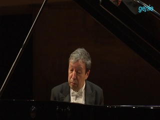 Murray Perahia - [The French Suites] 'Courante' 공연 영상