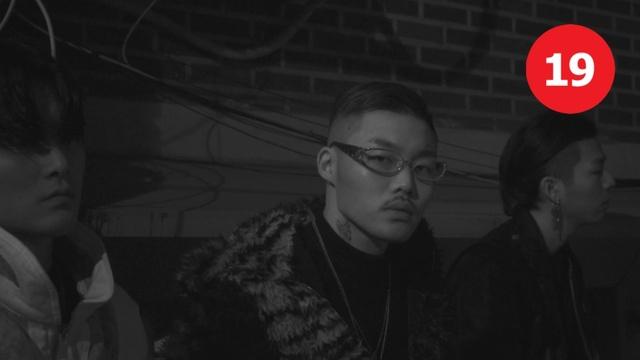 도베르만 바디 (Feat. Dough-Boy) 뮤직비디오 이미지