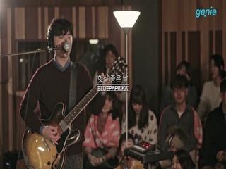 블루파프리카 - [Live At The Recording Studio] '햇살 좋은 날' LIVE 영상