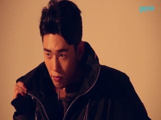 오월 (Owol) - [NUNA (들이대)] 자켓 촬영 현장