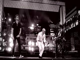 Bad Man (Feat. Robin Thicke & Joe Perry & Travis Barker)
