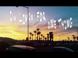 One Thing (Feat. Sonya-Maria)