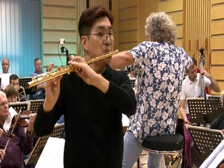 Concerto For Flute And Orchestra 'New Arirang' 플루트 협주곡 '신아리랑'
