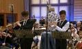 Cimarosa Concerto For Two Flutes In G Major, G.1077 : II. 'No Tempo', III. Rondo. Allegretto Ma Non Tanto 뮤직비디오 이미지