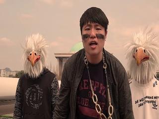 조류독감참새2 (Bird Flu Sparrow2)