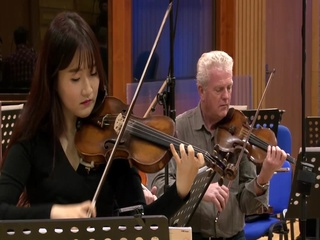 Bach : Concerto For Two Violins, BWV 1043 - I. Allegro (Vn. 이화영)
